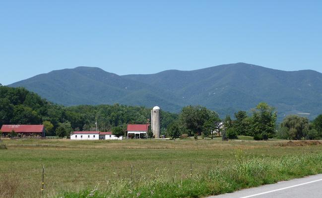 Mount Montebello Virginia