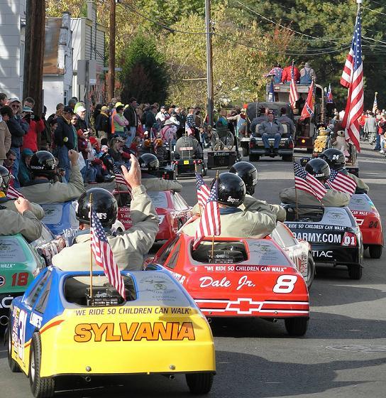 urbanna virginia oyster festival parade