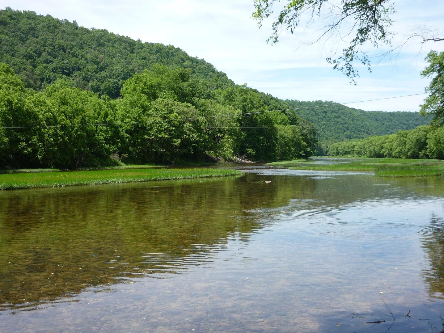 greenbriar river trail west virginia